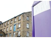 HUDDERSFIELD Private Office Space to let, HD3 – Serviced Flexible Terms   5-77 people