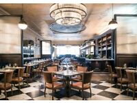 Food & Beverage Assistants - The Printing Press Bar & Kitchen