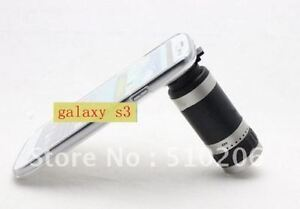 Samsung Galaxy S3 (Only) 8X Zoom Lens
