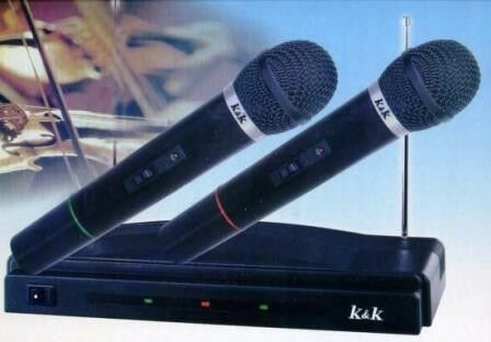 Wireless Microphone set  BRAND NEW