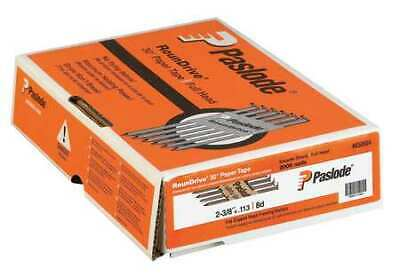 Paslode 650604 Framing Nail 2-38 In Pk2000 Shank Smooth