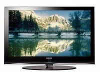 """50"""" SAMSUNG TV WITH USB, HDMI PORTS AND REMOTE (GOOD OFFER)"""