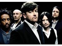 2 Elbow tickets for Birmingham Genting Arena