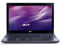 "Acer Aspire 7540 (17"") Laptop"