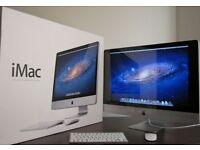"Apple iMac 27"" OS X El Captain 1TB Hard Drive"
