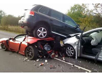 SCRAP CARS WANTED FOR CASH IN HAND TEL 07814971951 ALL CARS WANTED NON RUNNERS MOT FAILURES ALL