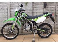 KLX250 Kawasaki 250cc KLX250S 9F for sale - enduro, supermoto