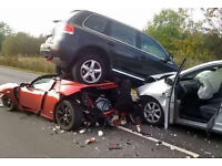 SCRAP CARS WANTED FOR CASH IN HAND IN HAND TEL 07814971951 ALL CARS WANTED NON RUNNERS MOT FAILURES