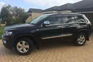 2013 Jeep Grand Cherokee Wagon **12 MONTH WARRANTY** West Perth Perth City Area Preview
