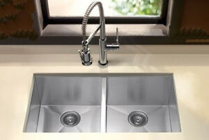 EnjoyHome Stainless Steel Sinks Summer Sales: WWW.ENJOYHOME.CA N