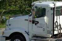 Class 1 Truck Driver - Ontario Summer Contract