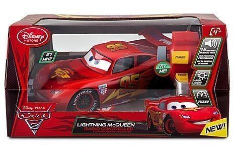 Lightning Mcqueen Talking Car Ebay