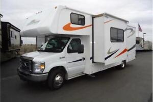 RV Motorhome FOR RENT - Forest River Sunseeker -