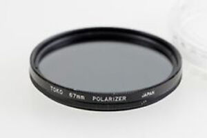 Toko polarizer Filter 67mm