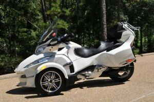 can-am spyder RT limited 2011