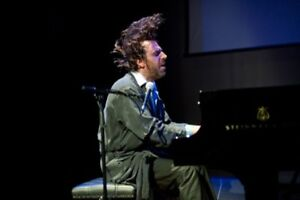CHILLY GONZALES x2 ~ SATURDAY OCTOBER 27th 8:00pm