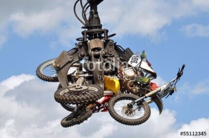 Wanted: Old broken motorbikes wanted $$$$