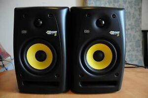 Rokit krk 5 x 2 and Roland sound card Wentworth Falls Blue Mountains Preview