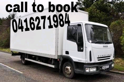 Interstate and parramatta Removalist at  $35 per half an hour
