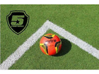 5-a-Side Football Leagues in Portishead - ENTER YOUR TEAM NOW