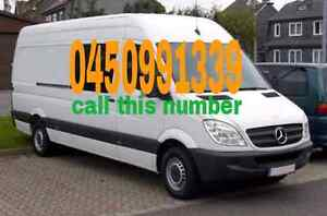 Man with van 24hr furniture removals Lidcombe Auburn Area Preview
