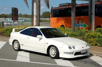 Want to buy White Honda Integra DC2 Type R Guildford Parramatta Area Preview