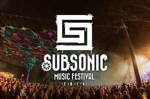 Subsonic Ticket 2016 for sale Hurstville Grove Kogarah Area Preview