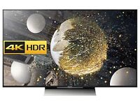 Sony BRAVIA KD 55XD8005 - 55 inch LED Smart ANDROID TV - 4K UltraHD - with guarantee