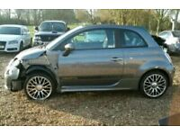 Fiat 500 Abarth 2016 Breaking for Parts/Spares