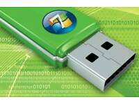 Windows 7 usb fully bootable drive
