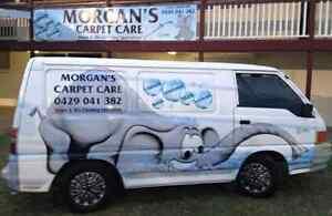 MORGAN'S CARPET CARE Point Vernon Fraser Coast Preview