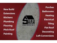 Shah Design & Constructions LTD