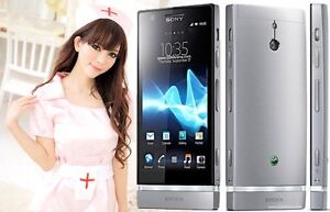 """★NEW SILVER UNLOCKED 4"""" SONY XPERIA 16GB ONLY 279$★"""