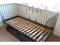 IKEA DAY BED SINGLE FRAME ONLY