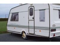 Abbey GTS 2/3 Berth Caravan clean and tidy
