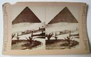 Stereoview Egypt