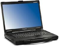 "Ready for NAV 15.4"" Panasonic Toughbook CF-52 Laptop with GPS"
