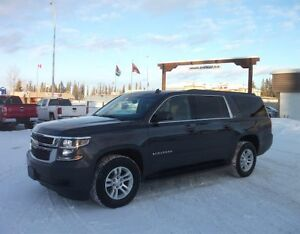 2015 Chevrolet Suburban LS SUV 8 Psg Camera Leather 4wd