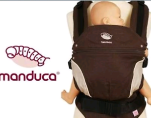 MANDUCA Baby/Toddler Carrier Millicent Wattle Range Area Preview