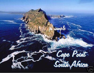 South Africa   Cape Point  Travel Souvenir Magnet