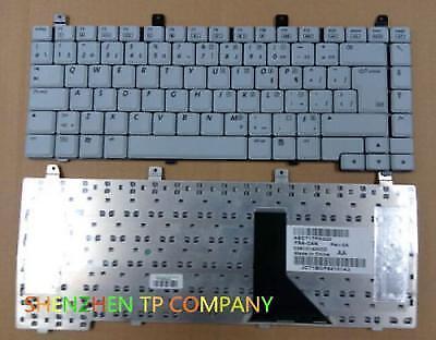 New for HP Compaq Presario C300 C500 M2000 V2000 V5000 Keyboard FRENCH...