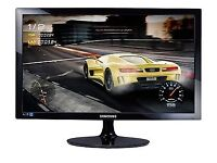 """Monitors Samsung 24"""" Wide TFT Screen (Film fans and gamers)"""