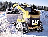 Commercial Snow Removal & Control