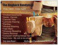 The Hogback Handyman