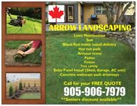 Landscaping/Property Maintenance
