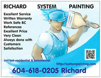 ★★★★★ RICHARD'S SYSTEM PAINTING ★★★★★