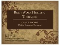 Professional Massage Therapist - Deep Tissue/Swedish - STRICTLY NO SEXUAL SERVICES