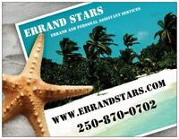 Errand Stars-Personal Assistant Services