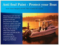 Bottom coat for your Boat! Anti Foul  paint