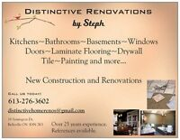 Renovations & Handyman with 20+ years - fully insured